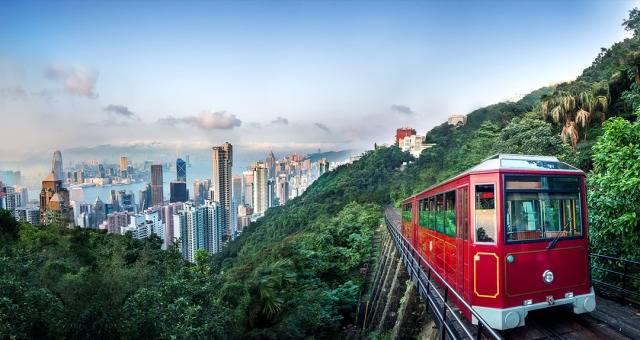 香港海洋公园纯玩一日纯玩